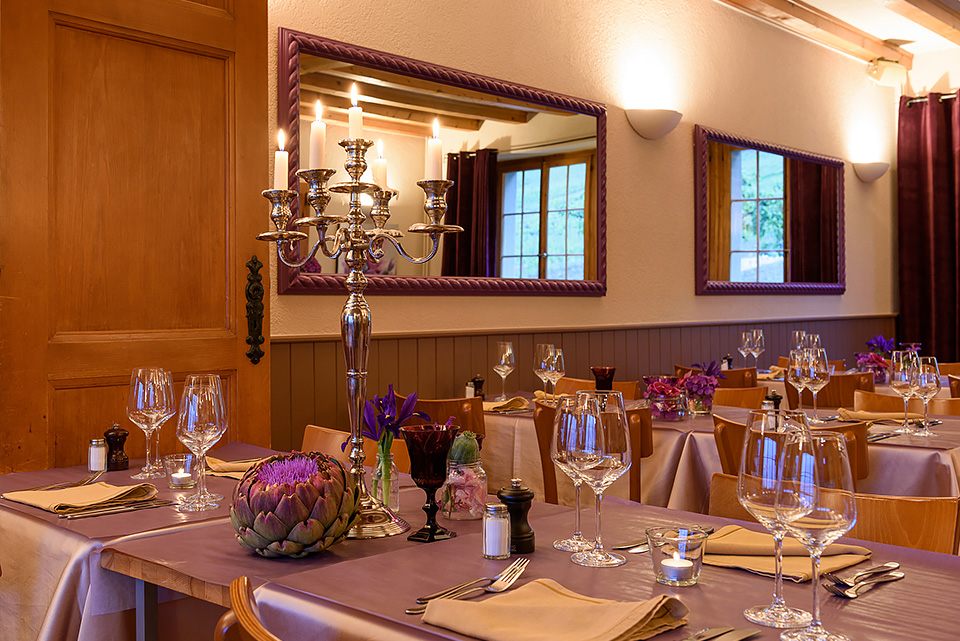 Today, The Restaurant Offers Beautiful Rooms For Every Occasion.